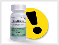 Bontril – Reported Side Effects